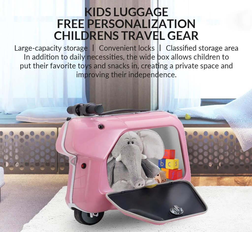 Airwheel SQ3 Kids electric suitcase