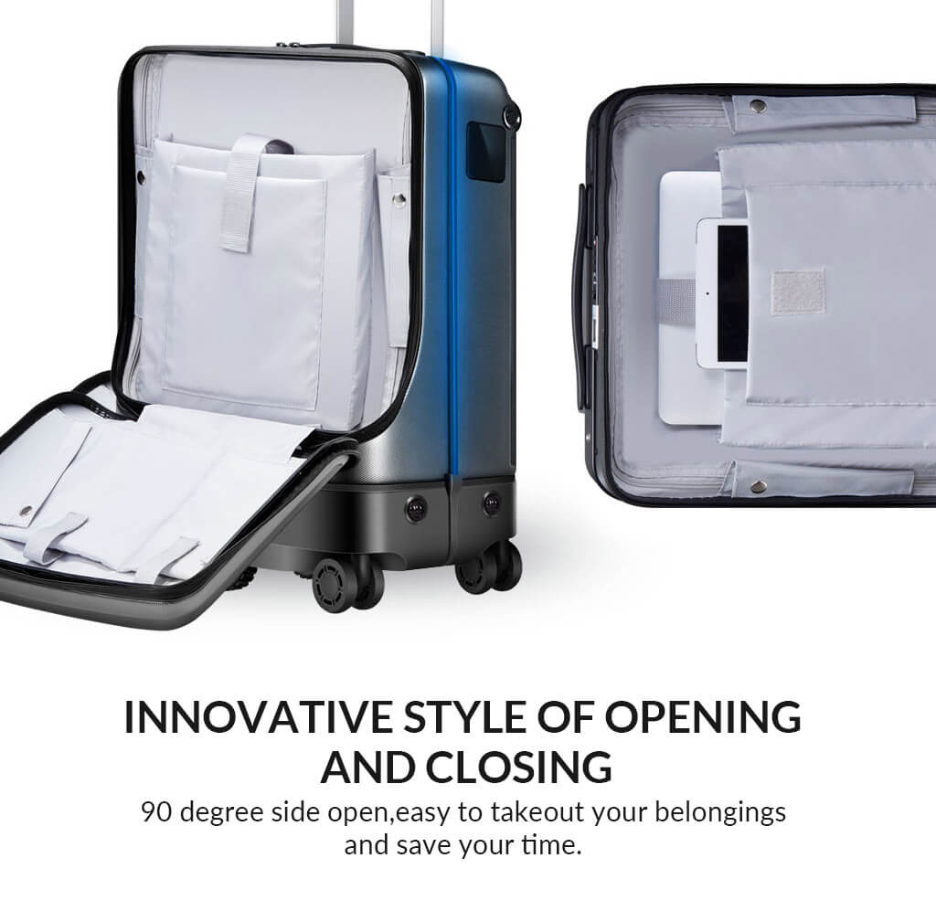 Airwheel SR5 Autonomous luggage