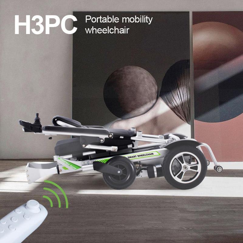 Airwheel H3PC Folding Wheelchair