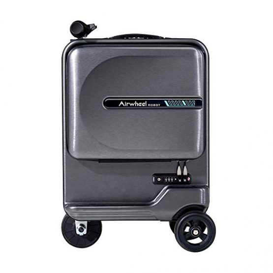 Electric Smart Riding Luggage