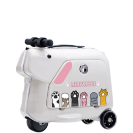 Children's Electric Riding Luggage