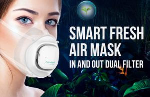 Airwheel F3 Electric Mask
